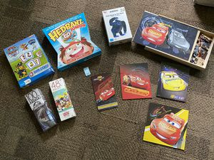 Kids puzzle & game lot for Sale in Ridgefield, WA
