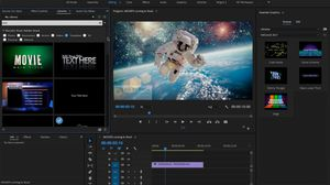 Adobe Premiere Pro - After Effects - Photoshop - Lightroom - Illustrator - For Mac for Sale in San Francisco, CA