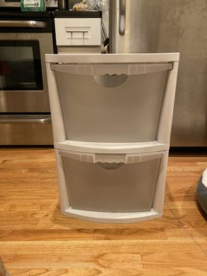 sterilite storage drawers for Sale in Boston, MA