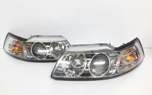 2001-2004 Ford Mustang Left and Right Headlights lamps Set for Sale in Hampstead, NC