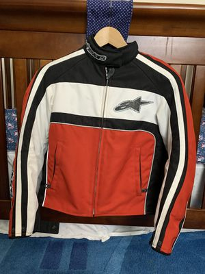 Alpinestars motorcycle jacket for Sale in Ann Arbor, MI
