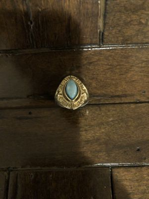 Turquoise ring for Sale in Hilliard, OH