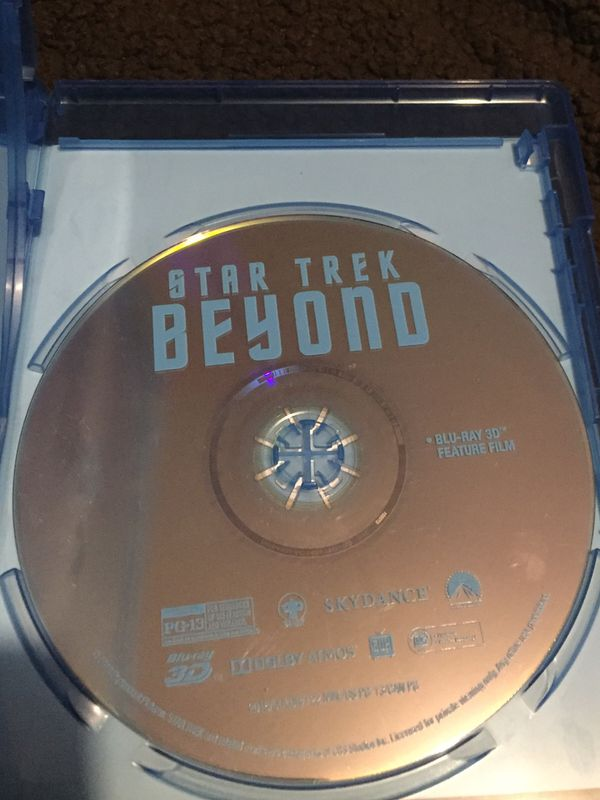 Star Trek: Beyond 3D (3D disc only)