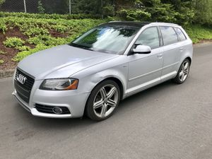 2011 Audi A3 Tdi S-line for Sale in Portland, OR