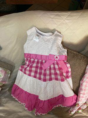 Girls pink flower dress for Sale in Miami, FL