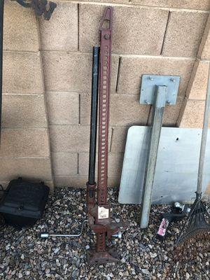 Hi Lift jack for Sale in Scottsdale, AZ