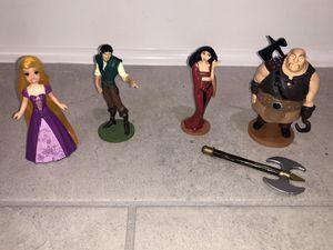 Disney Tangled mini figurine set for Sale in FL, US