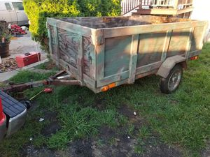 4 by 8 utility trailer for Sale in Chicago, IL