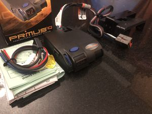 Tekonsha 90160 Primus IQ Electronic Brake Control and F150 Wire adaptor for Sale in Norristown, PA