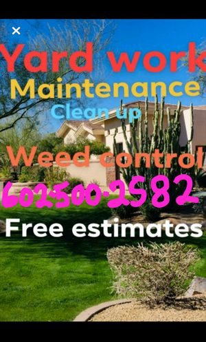 Clean up for Sale in Laveen Village, AZ