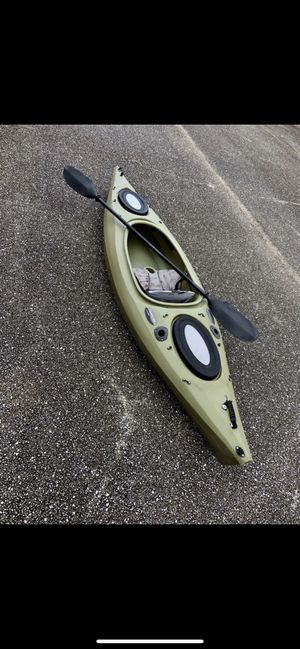 Sit-In Kayak & Paddle for Sale in Boynton Beach, FL