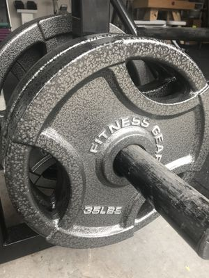 35 lbs free weights for Sale in Portland, OR
