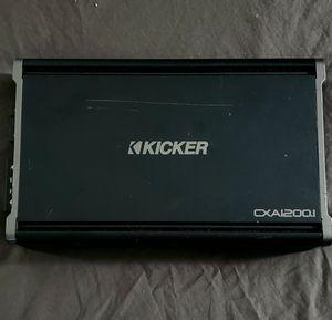 Kicker 43CXA1200.1 Amp for Sale in Lake Worth, FL