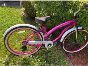 "26"" Cruiser Women's Bike, Hot Pink for Sale in Margate, FL"