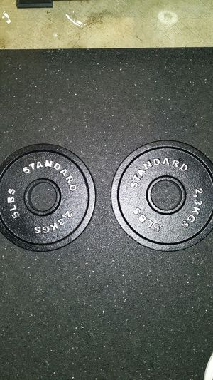 Pair of 5s from Rep fitness for Sale in Kent, WA