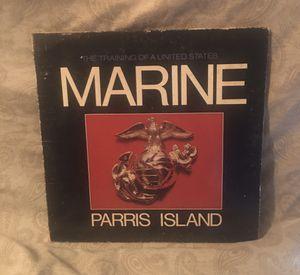 Marine Paris Island Vinyl LP Album for Sale in Barrington, IL
