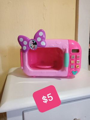 TOY MICROWAVE for Sale in Lindsay, CA