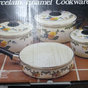 Porcelain-Cookware Set for Sale in Baltimore, MD