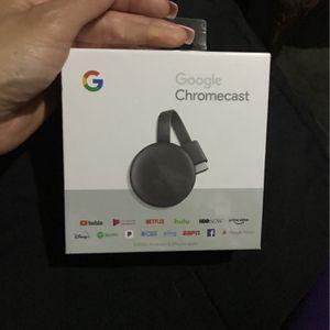Google Chromecast for Sale in Glendale, AZ