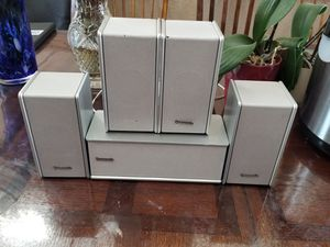 Panasonic speakers for Sale in Arvada, CO