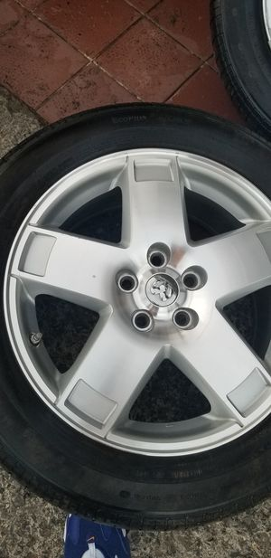 Rims and Tires for Sale in Kingston, NY