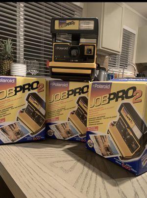 Polaroid JobPro 2 Instant Camera for Sale in Oakland, CA
