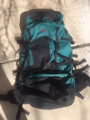 Camping and hiking backpack for Sale in Las Vegas, NV