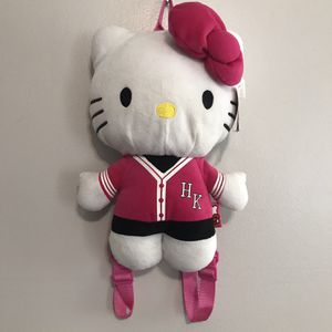 Hello Kitty Varsity Backpack New with Tags for Sale in Parkland, FL