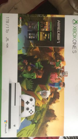 Xbox one s for Sale in Bloomington, IL