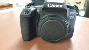 Canon Digital Camera EOS 77D for Sale in Flagstaff, AZ