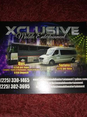 Party Bus!!! for Sale in Baton Rouge, LA
