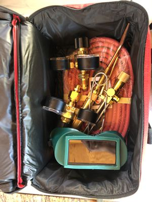 Lincoln Cut welder kit for Sale in San Jose, CA