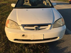 01 Honda Civic Ex (o.b.o trade welcome) for Sale in Fort Meade, FL