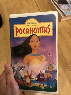 Disney movies VHS for Sale in Glendale, AZ