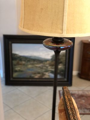 Set of 2 lamps for Sale in Scottsdale, AZ