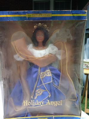Holiday Angel Barbie 2000 for Sale in Aliquippa, PA