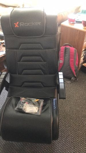 X Rocker Pro Series Pedestal 2.1 Gaming Chair with speakers and audio Offers Accepted for Sale in Geneva, OH