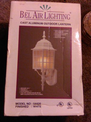 """New In Box"" Bel Air Lighting Outdoor Lantern for Sale in Huntington Beach, CA"