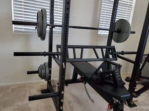 Titan Power Rack package! for Sale in Beaumont, CA