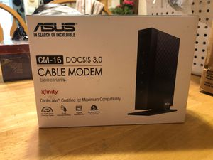 Cable modem for Sale in Houston, TX