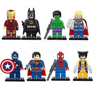 AVENGER Mini Figurines - Lego Compatible - for Sale in Oregon City, OR