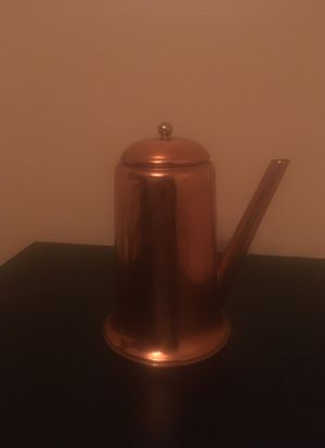 Copper tea kettle for Sale in Worcester, MA