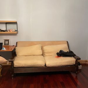 Comfy Two Seater Couch for Sale in Queens, NY