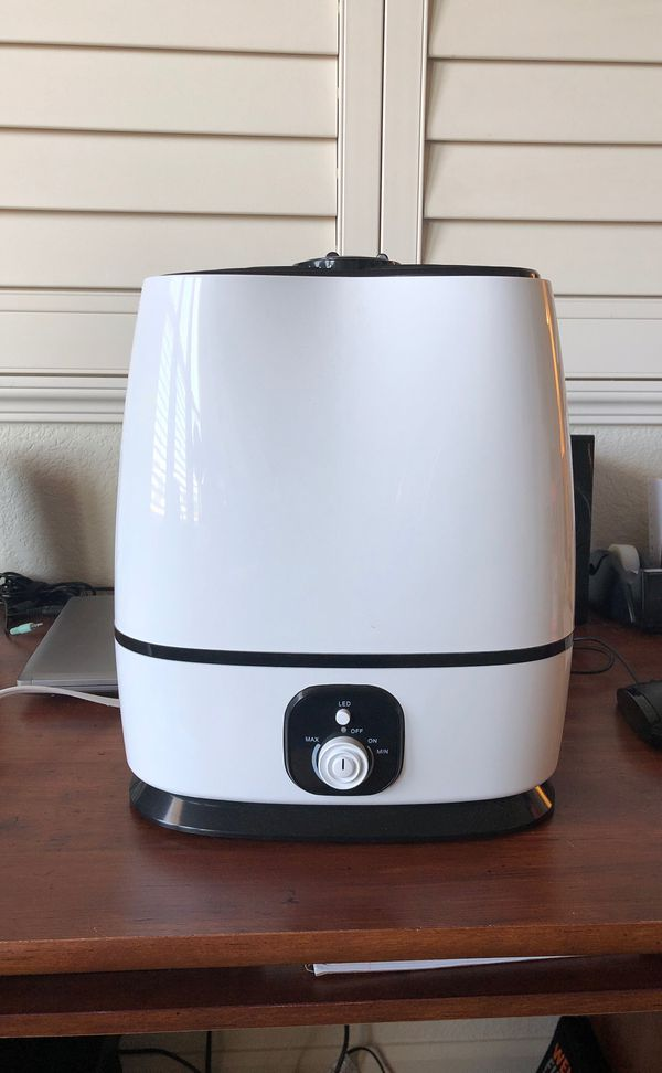 6L Humidifier with Essential Oil Tray