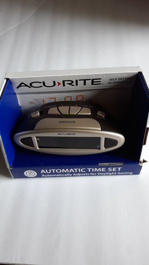 Clock alarm new in original box. for Sale in San Diego, CA