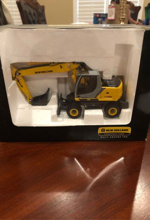 Ros model. 1/50 scale. Mh 5.6 wheeled excavator. for Sale in Delano, CA