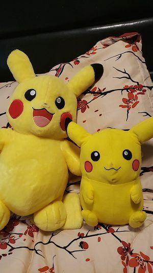 Pikachu stuffed animals for Sale in Brunswick, OH