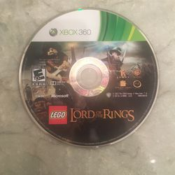 Lego Lord Of The Rings Xbox 360 for Sale in Houston,  TX