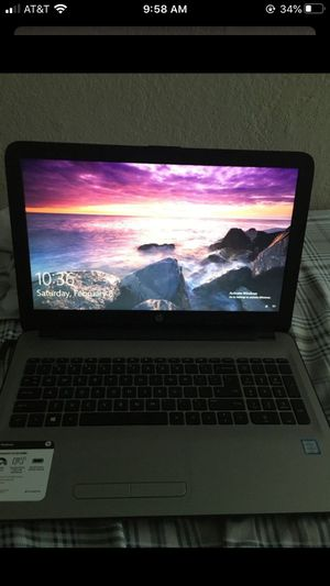 Microsoft HP windows laptop for Sale in Austin, TX