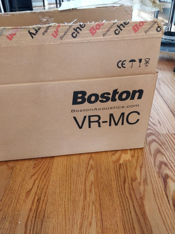 Boston Acoustics VR-MC Center Speaker